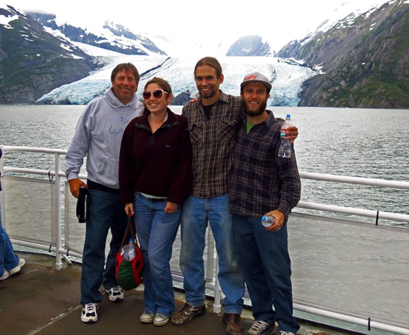 Randy, Tara, Jason and I